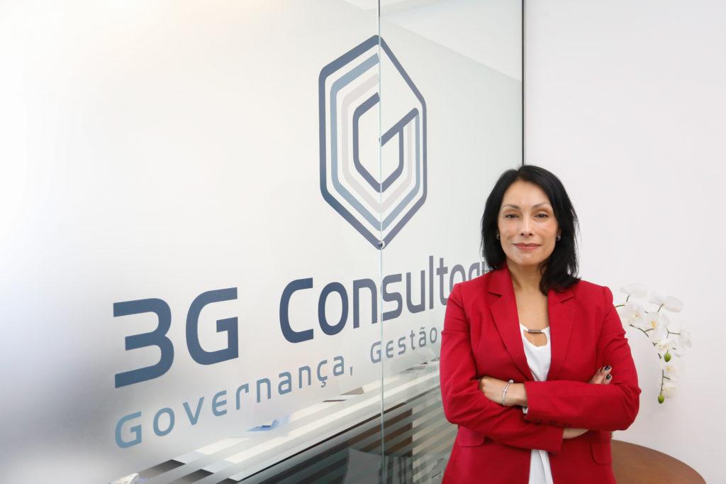 Viviane Doelman na 3G Consultoria